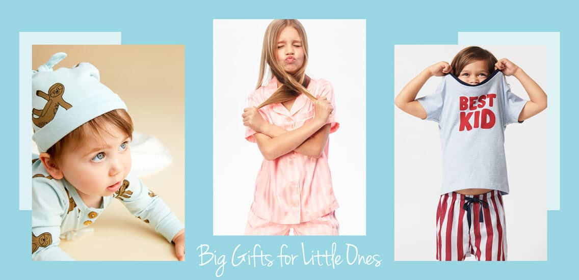 Big Gifts For Little Ones