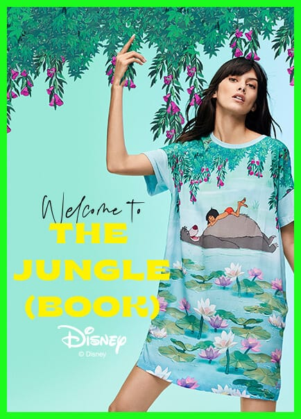 Welcome To The Jungle Book