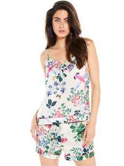 Butterfly Floral Cami