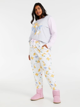 P.A. Plus Guess How Much I Love You Easy Pj Pant