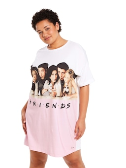 P.A. Plus Friends Sleep Tee