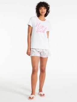 Hop To Bed Boyfriend Tee