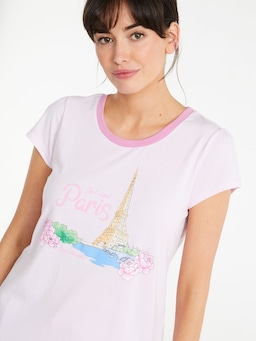 Pretty Paris Tee