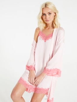 Pretty Satin Slip Nightie