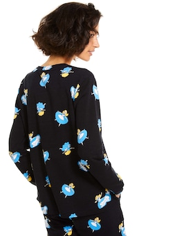 Disney Down The Rabbit Hole Sweater