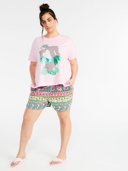 P.A. Plus Disney Baloo Jungle Book Tee