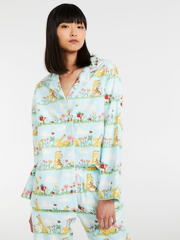 Guess How Much I Love You Long Flannelette Pj Set