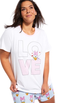 P.A. Plus Love Daisy Duck Tee