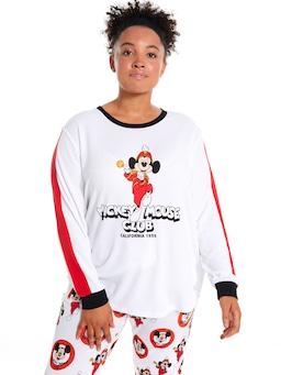 P.A. Plus Mickey Mouse Club Top