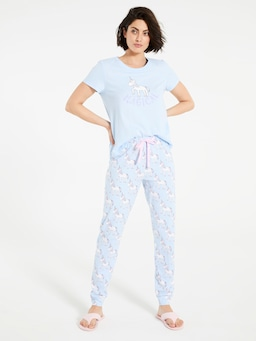 Magical Unicorn Easy Pj Pant