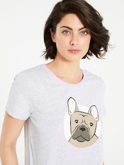Frenchie Boyfriend Tee