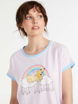In The Clouds Tee