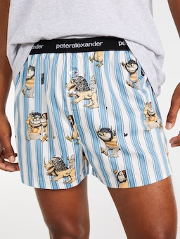 Where The Wild Things Are Boxer Short