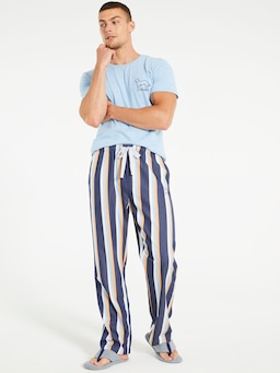 Summer Stripe Pj Pant