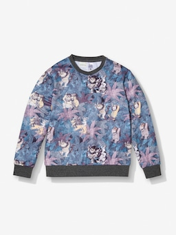 Kids Where The Wild Things Are Digital Track Pj Set