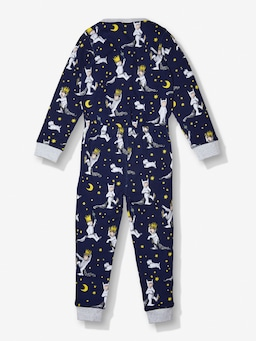 Jnr Kids Where The Wild Things Are Onesie