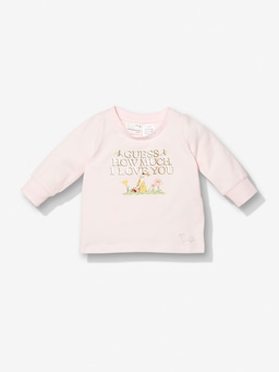 Baby Guess How Much I Love You Garden Pj Set