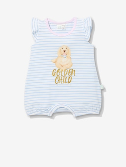 Baby Golden Child Romper