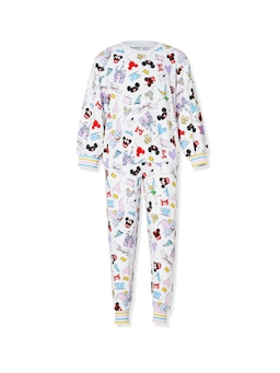 Girls Disneyland Characters Pj Set