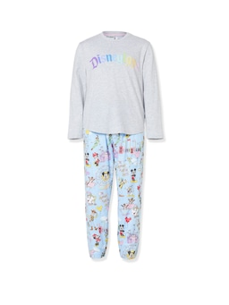 Girls Disneyland Pj Set