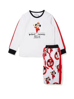 Kids Disney Mouseketeers Pj Set