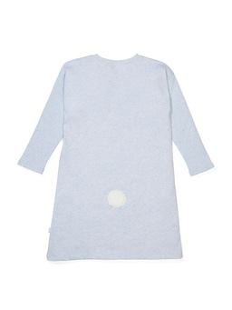 Jnr Girls Bunny Long Sleeve Nightie