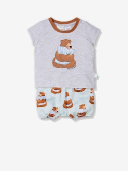 Baby Bear Pj Set