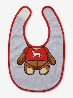 Baby Teddy Bear Bib
