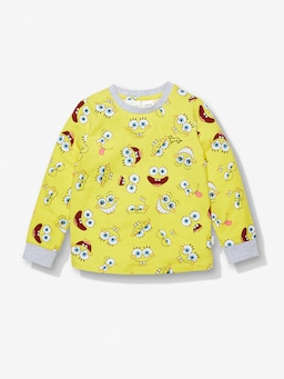 Jnr Kids Spongebob Pj Set