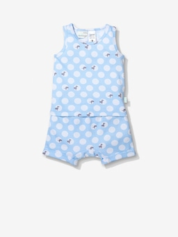 Baby Spotty Pj Set