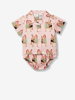 Baby Frenchie Pj Set