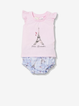 Baby Paris Pj Set