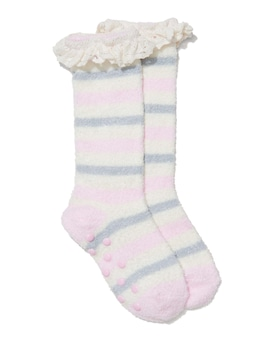 Kids Pastel Stripe Sock