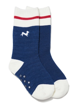 Kids Navy College Sock