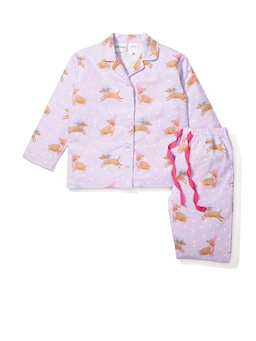 Jnr Girls Winter Penny Pj Set