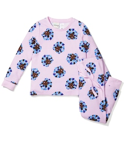 Jnr Girls Hedgehog Pj Set
