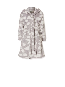 Big Kids Cloud Fleece Gown