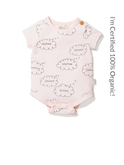 Baby 100% Organic Cloud Bodysuit