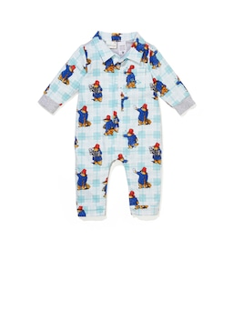 Baby Paddington Bear Onesie