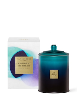 Glasshouse Fragrances Limited Edition A Moment In Tokyo Candle 380G