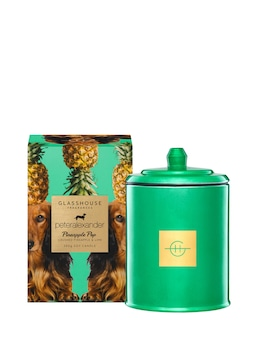 Glasshouse Fragrances Limited Edition Pineapple Pop Candle 380G