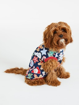 Gingerbread Doggy Tee