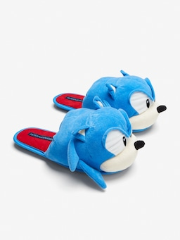 Sonic The Hedgehog Scuff