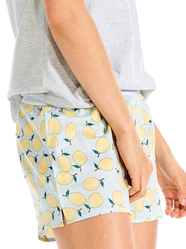 Lemons Mini Short