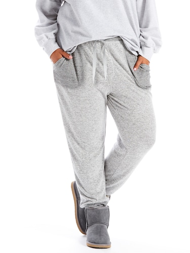 P.A. Plus Fuzzy Easy Pj Pant