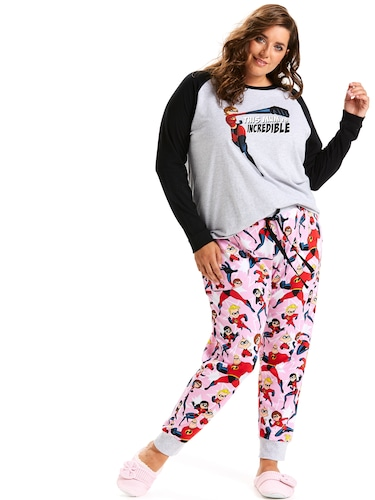 P.A. Plus The Incredibles Easy Pj Pant