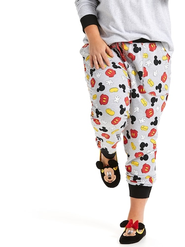 P.A. Plus Mickey Icons Easy Pj Pant