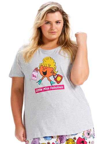 P.A. Plus Little Miss Fab Tee