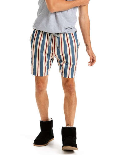 Mens Ranger Stripe Mid Short
