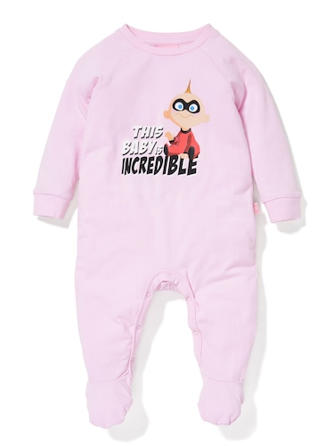 Baby Girls The Incredibles Romper